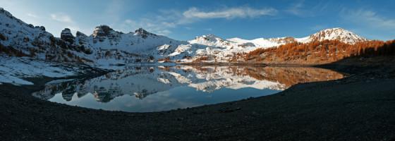 Lac d'Allos (Francia)