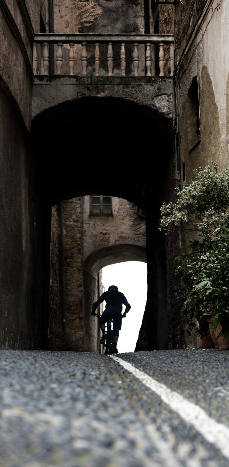 Urban Dawnhill (Imperia)