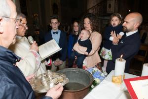 Battesimo Achille