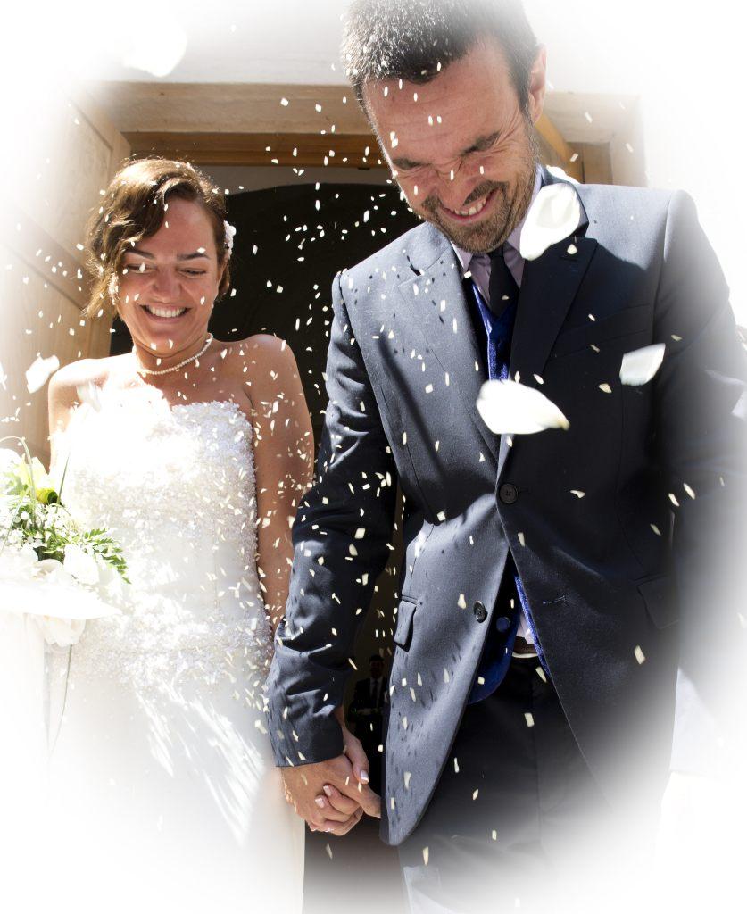 Matrimonio Silvia e Jiles
