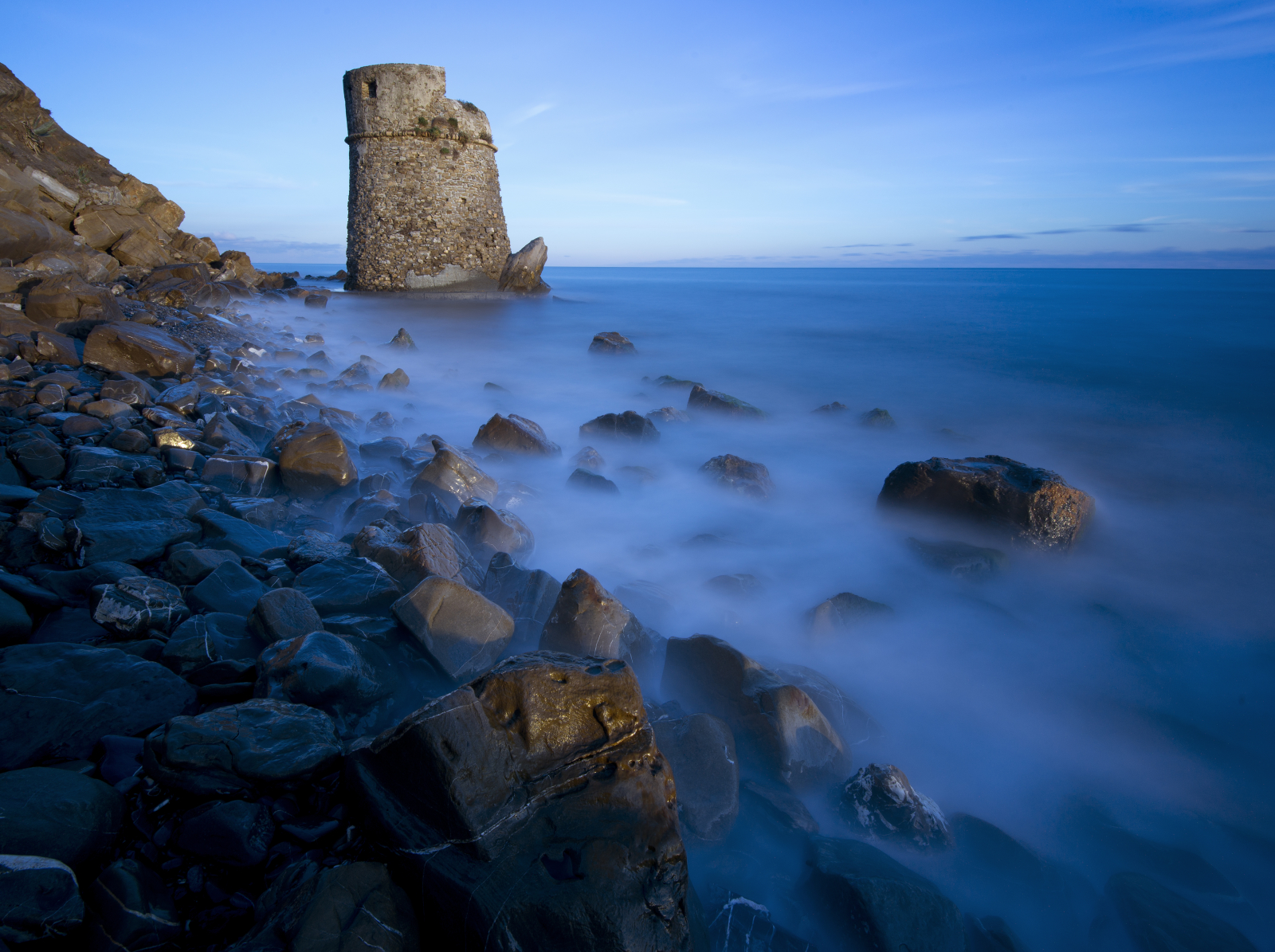 Torre Saracena a Imperia