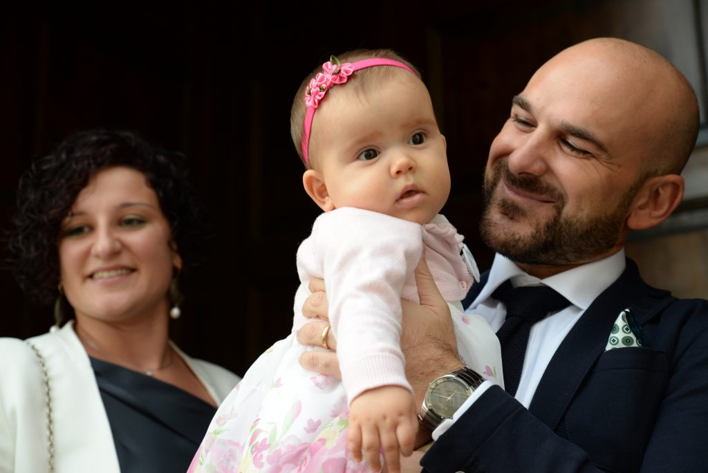 Battesimo Claudia