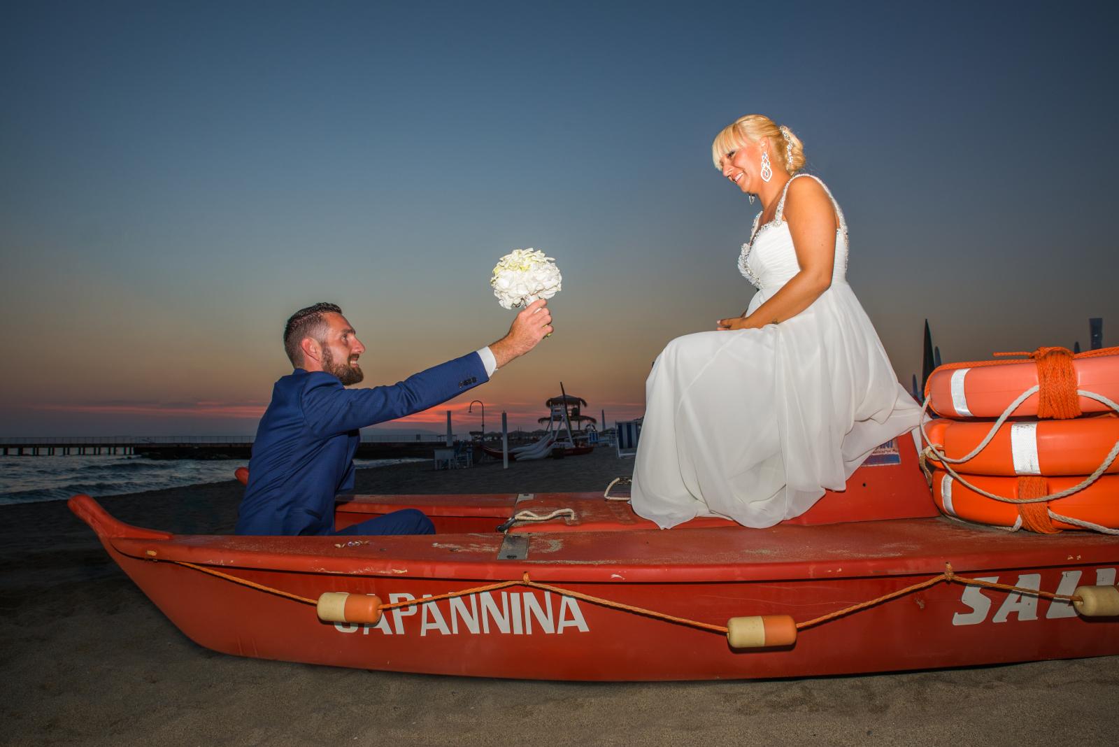 Matrimonio Beatrice e Samuele